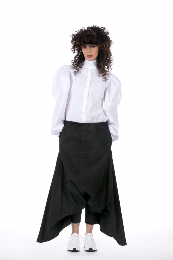 Black Skirt Pants (1)