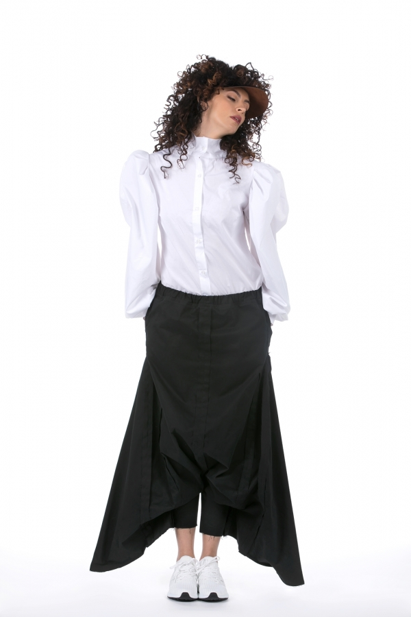 Black Skirt Pants (11)