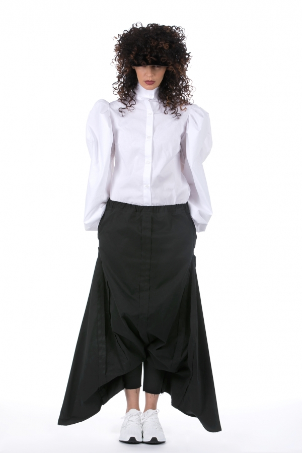 Black Skirt Pants (12)