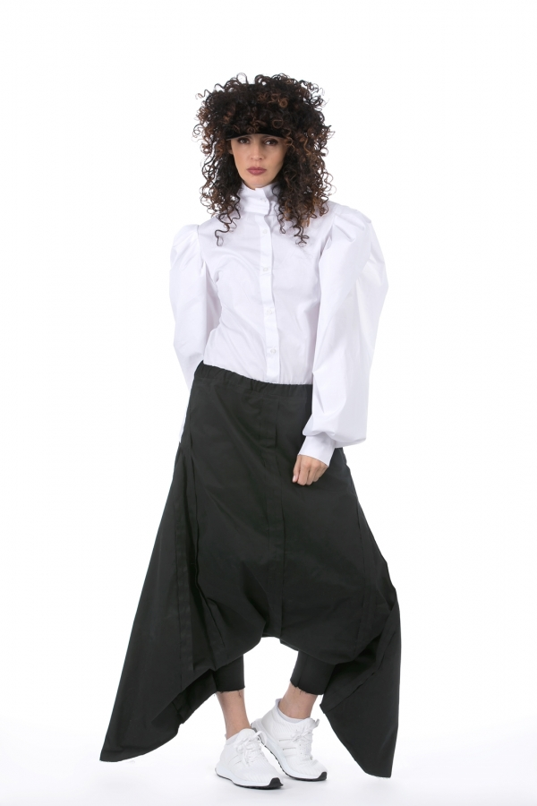 Black Skirt Pants (15)
